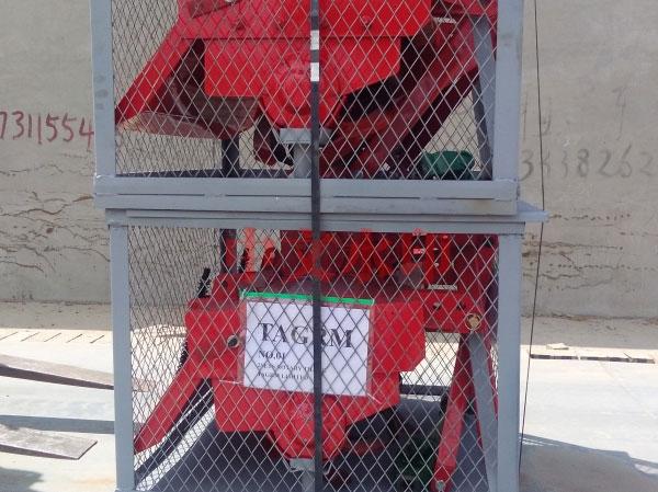 旋耕机出口包装