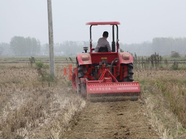 小型耕整地机械